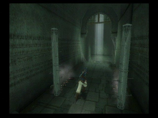 Prince of Persia: The Sands of Time GameCube Avoid Spiky Poles