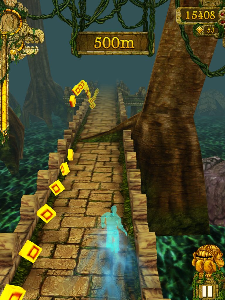 how to make temple run