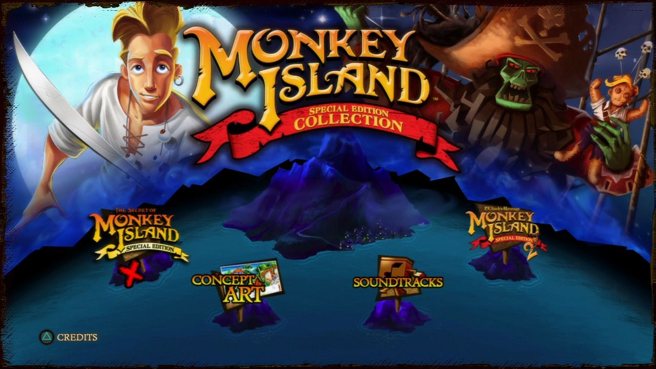 Escape From Monkey Island Remastered