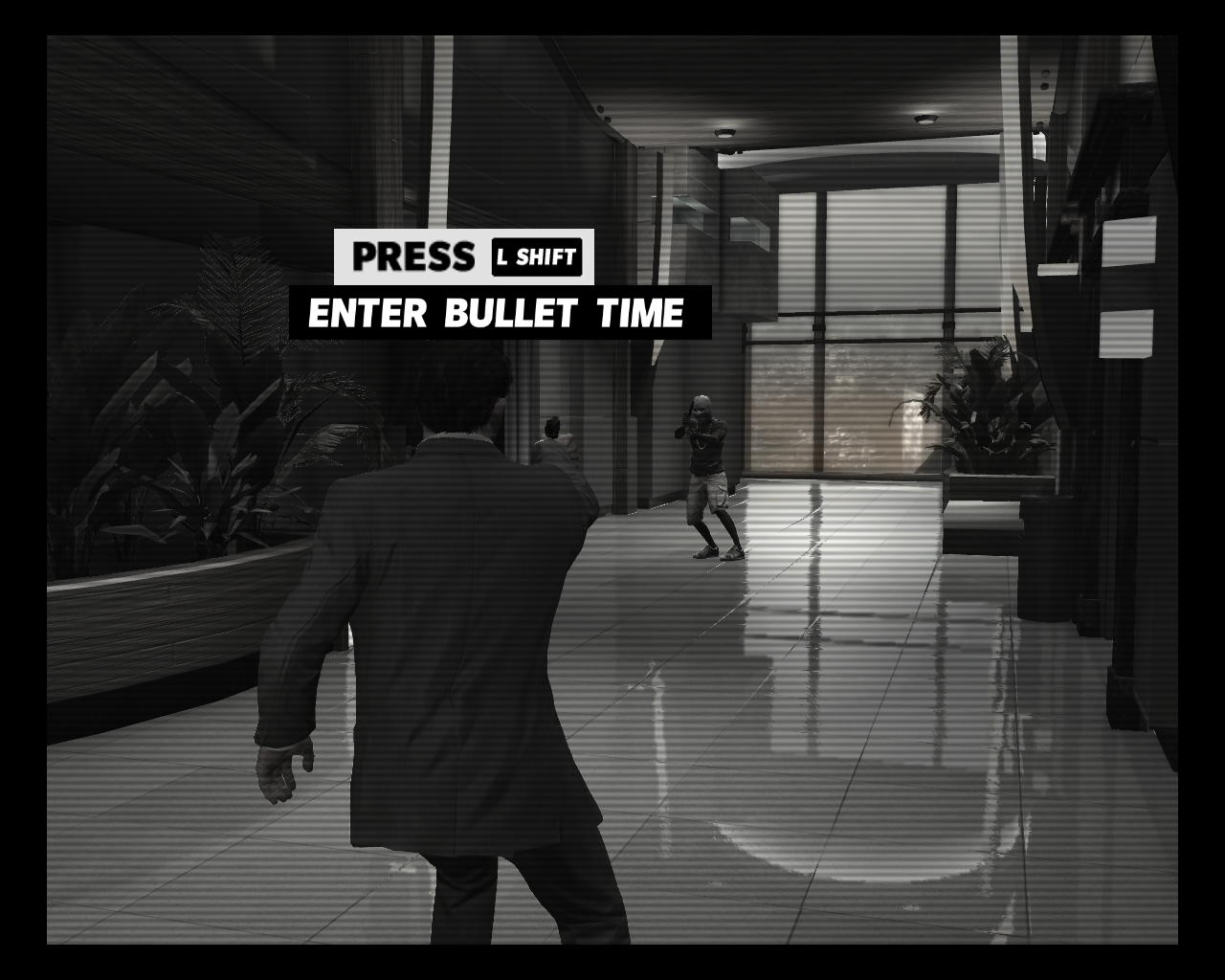 Max Payne 3 Windows Bullet time tutorial
