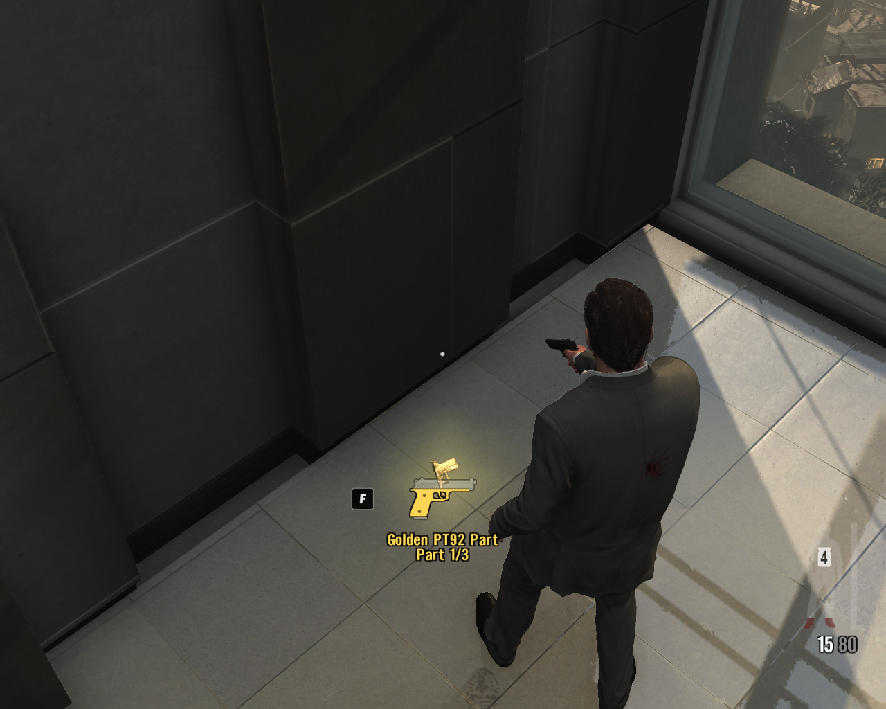 Max Payne 3 Windows There are parts of golden guns  hidden in the levels