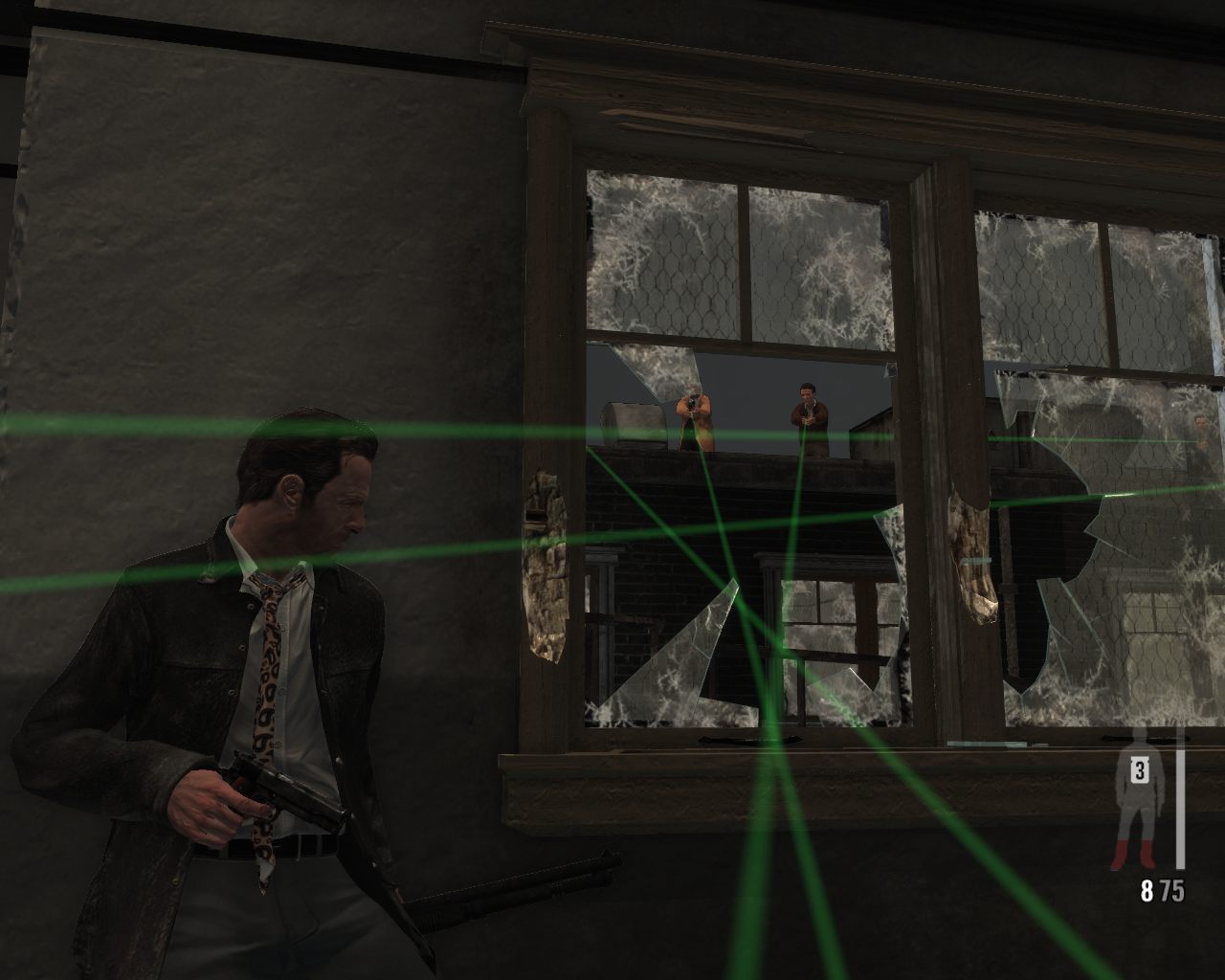 Max Payne 3 Windows A tight spot