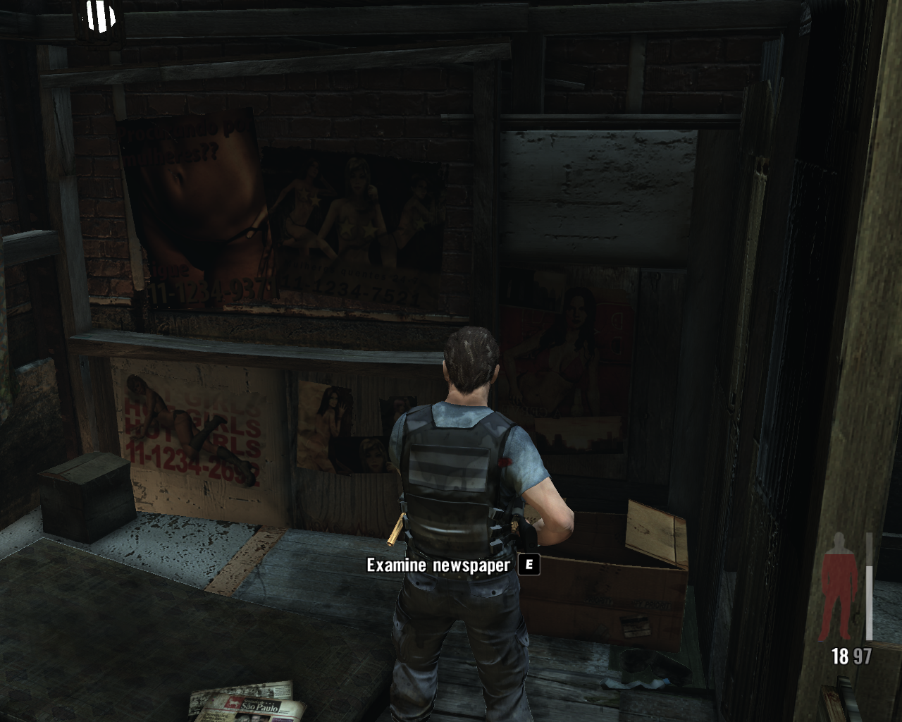 Max Payne 3 Windows Found a clue