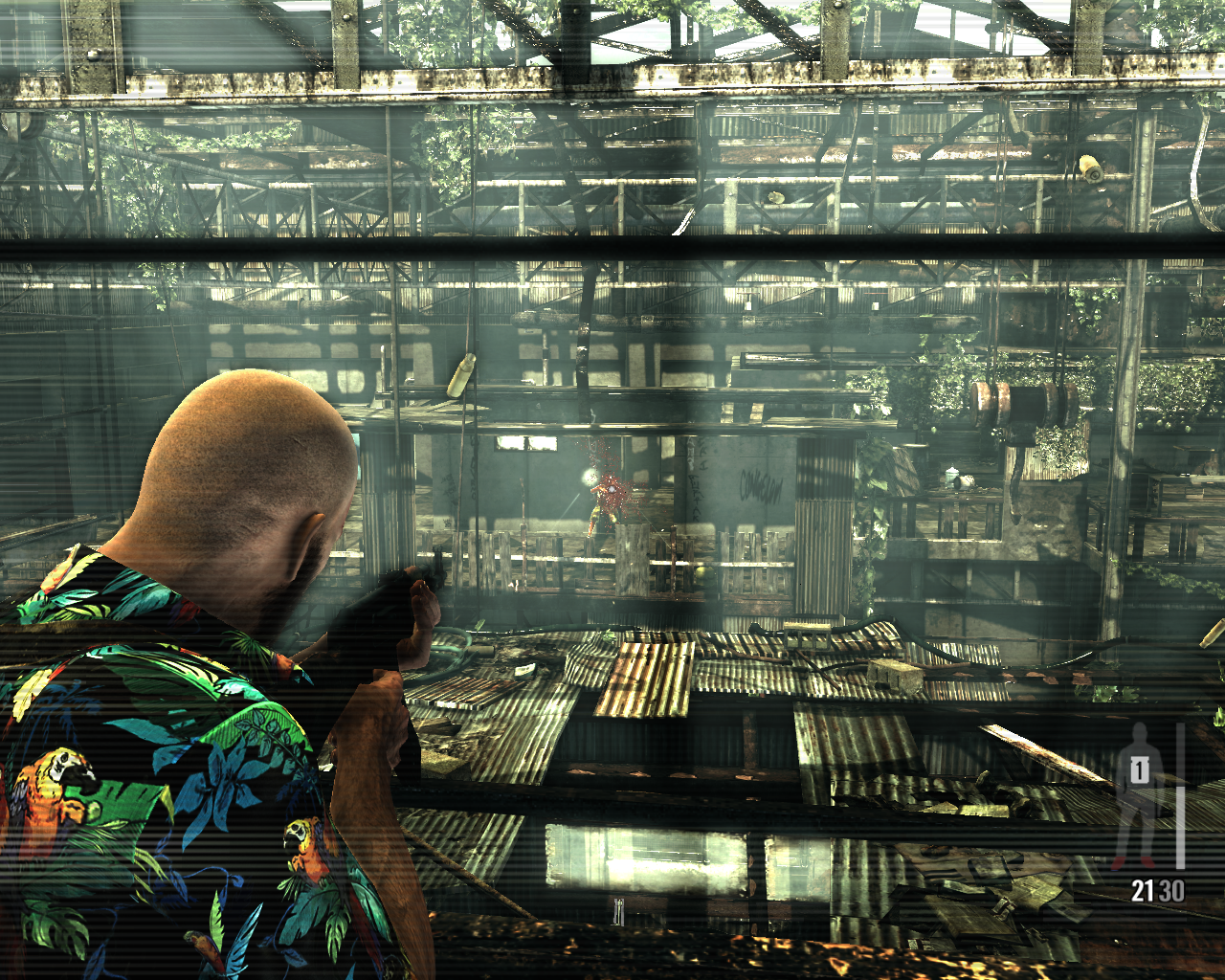 Max Payne 3 Windows An intense mid-range shootout