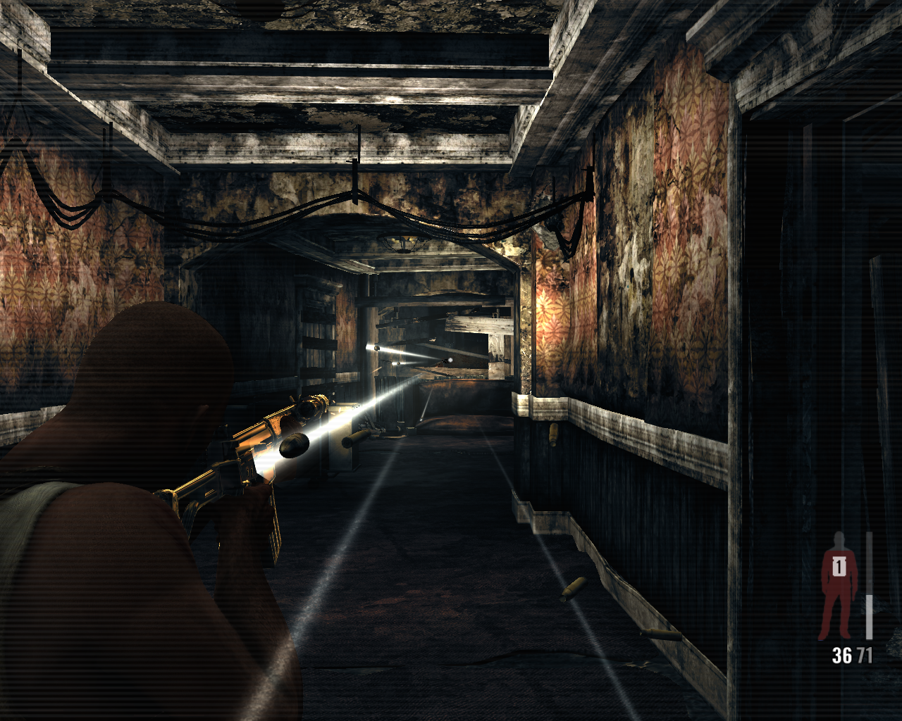 Max Payne 3 Windows In bullet time you are able to trace bullets