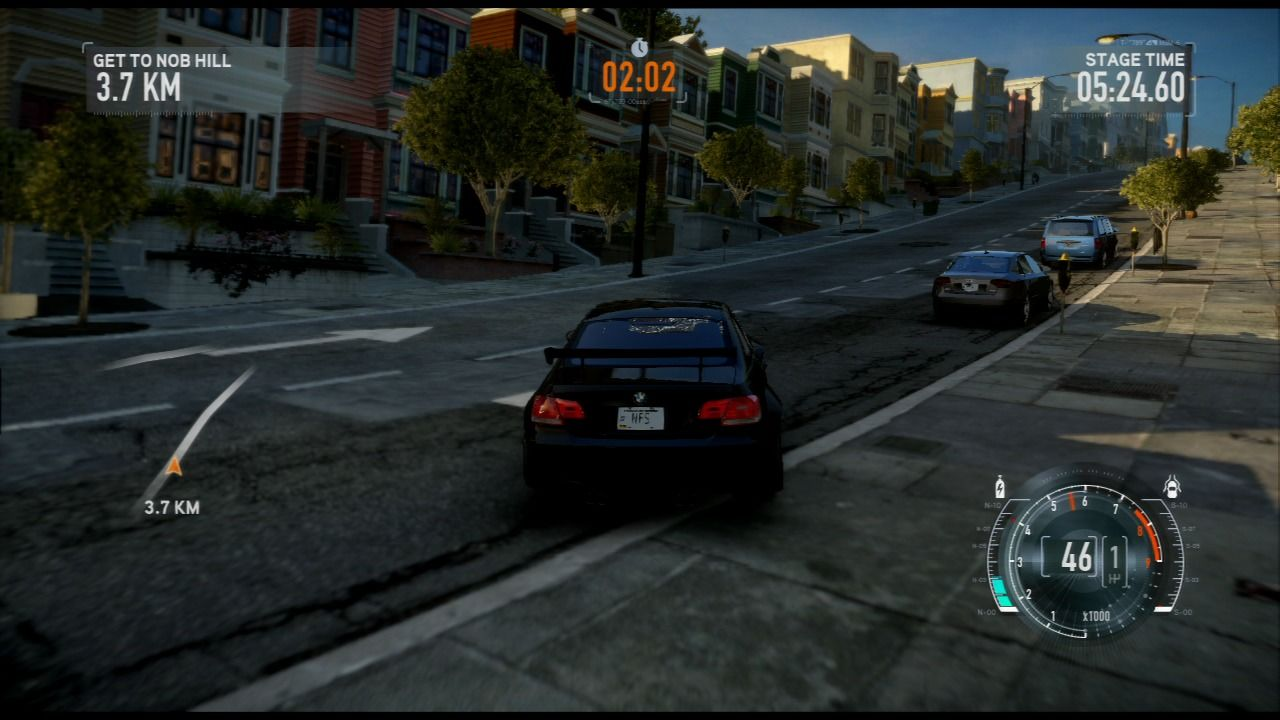 "Need for Speed: The Run PlayStation 3 Somehow I can't get the ""If You're Going to San Francisco"" song out of my head."