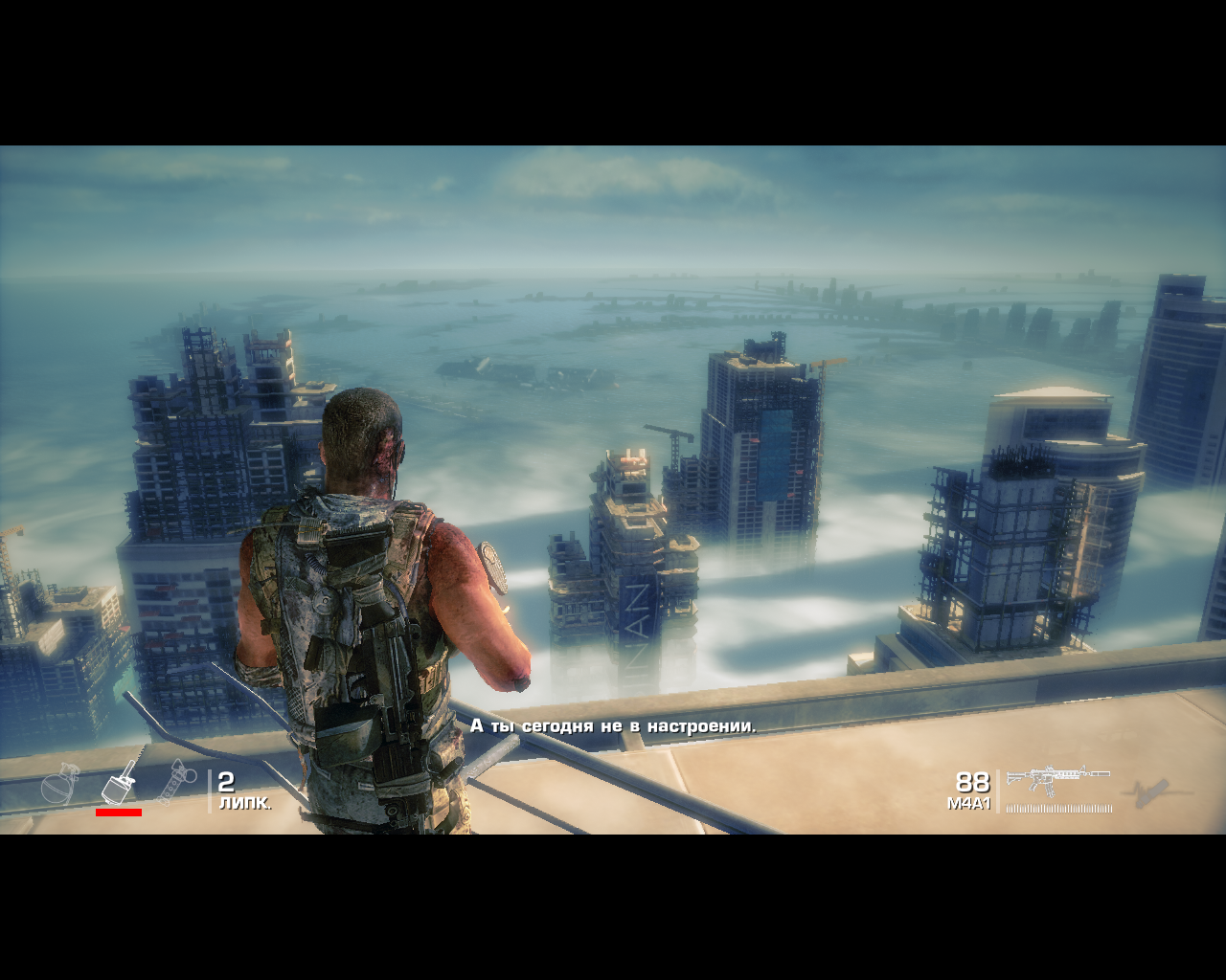 Spec Ops: The Line Windows One of game's many breath-taking views of Dubai