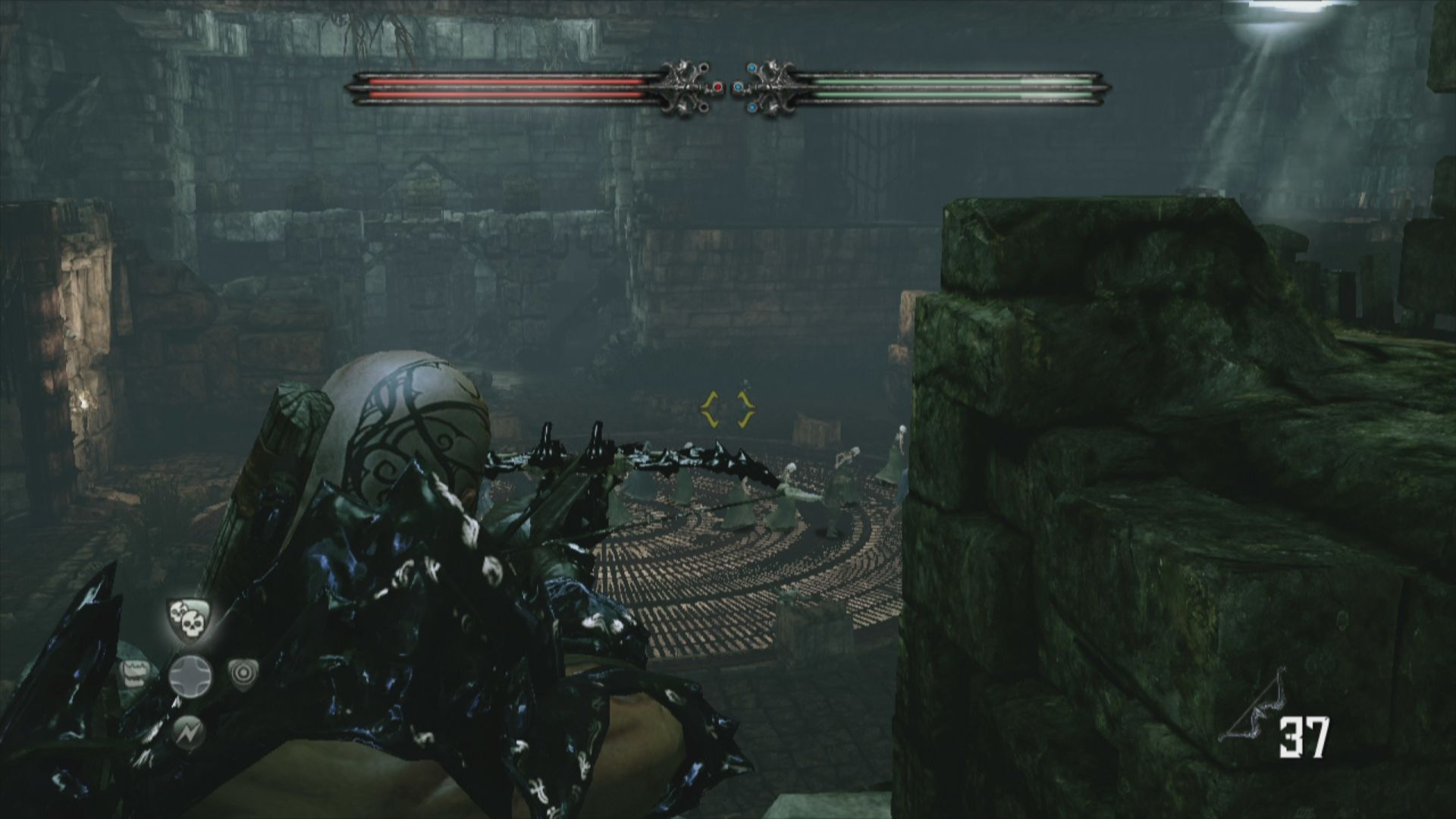Hunted: The Demon's Forge Xbox 360 Sniping again