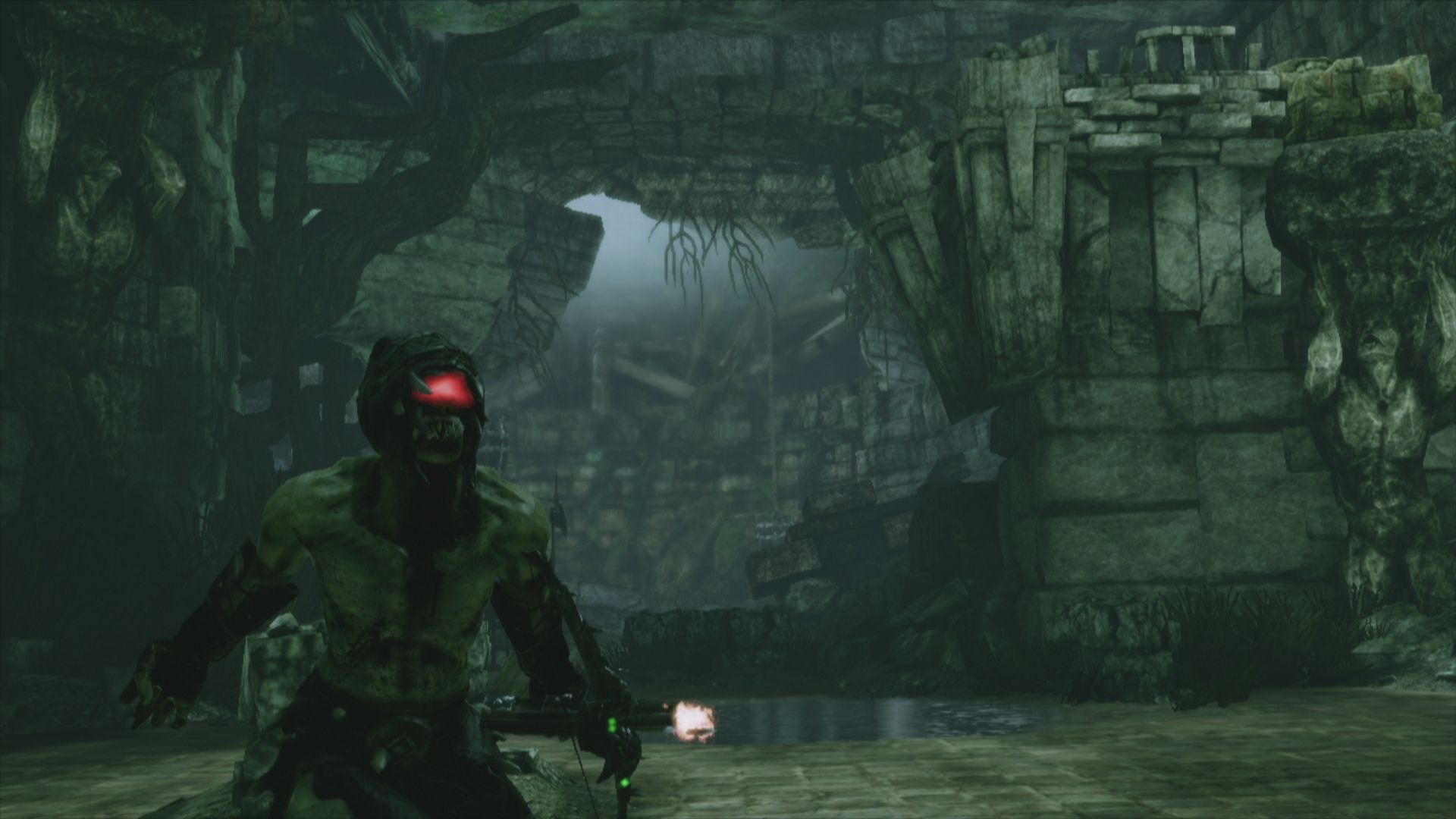 Hunted: The Demon's Forge Xbox 360 I am no cylone!