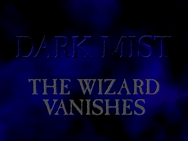 Dark Mist: The Wizard Vanishes Windows Starting