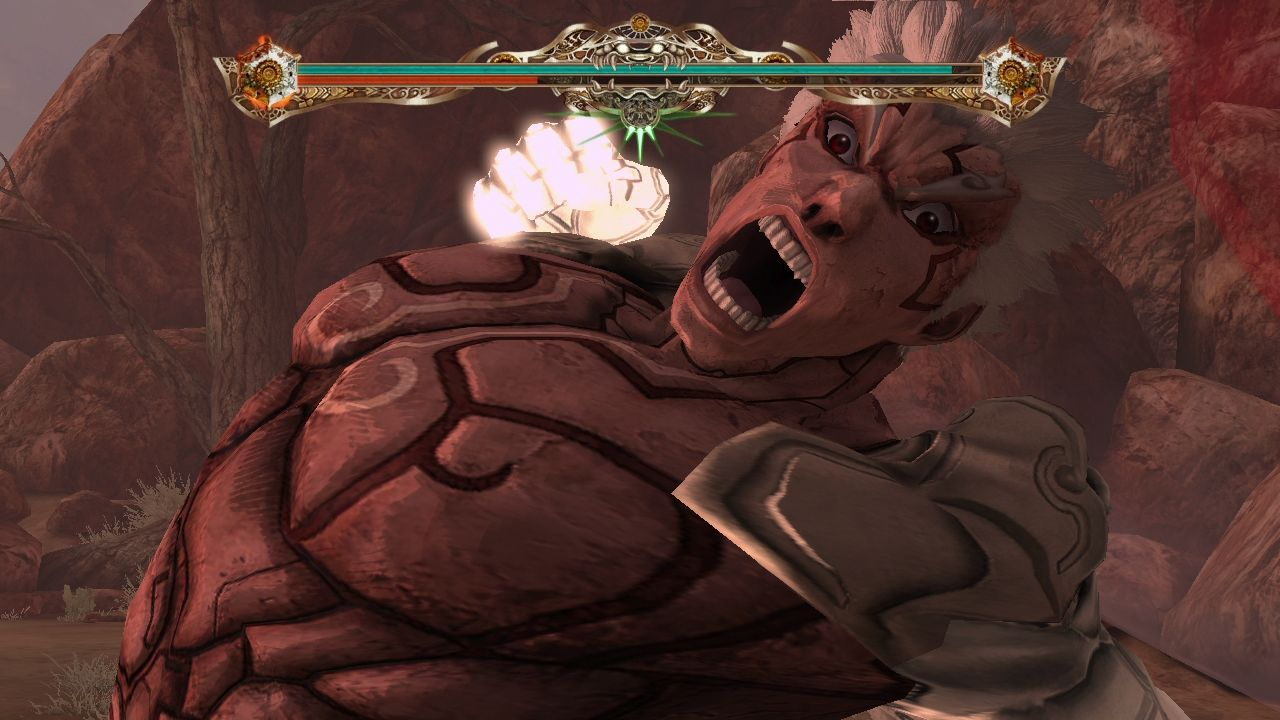 Asura's Wrath PlayStation 3 Camera angles are amazing throughout the whole game.