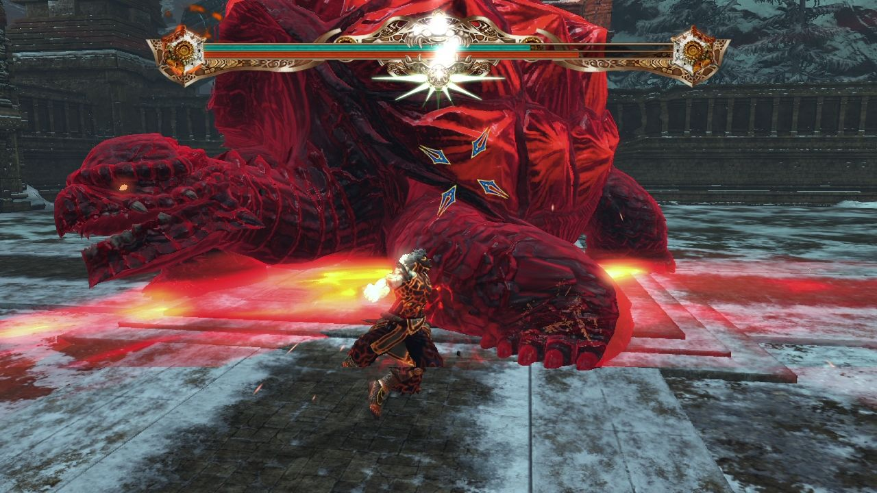 Asura's Wrath PlayStation 3 Looks like a turtle.
