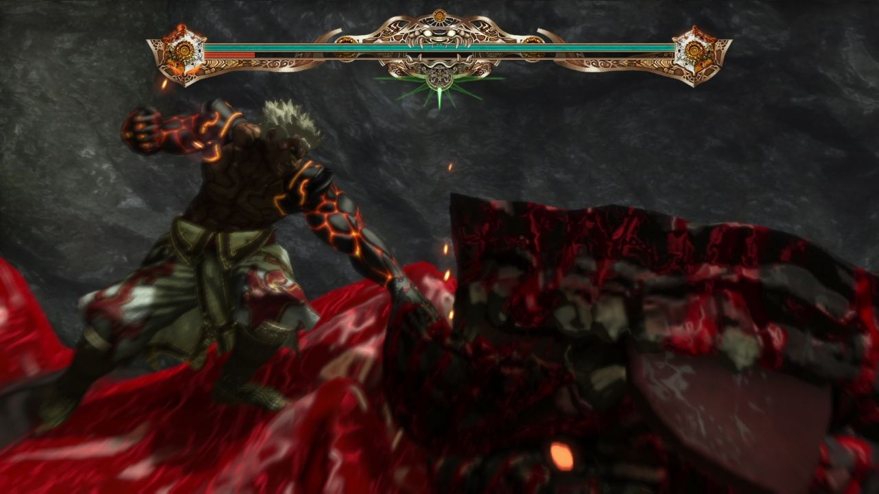 Asura's Wrath PlayStation 3 Successful counterattack will please your eyes.