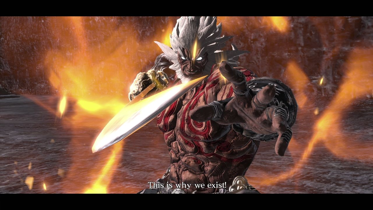 Asura's Wrath PlayStation 3 Man, that game looks awesome every second.
