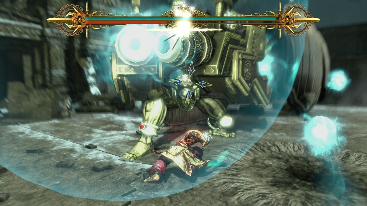 Asura's Wrath PlayStation 3 Fighting without hand sounds tough.