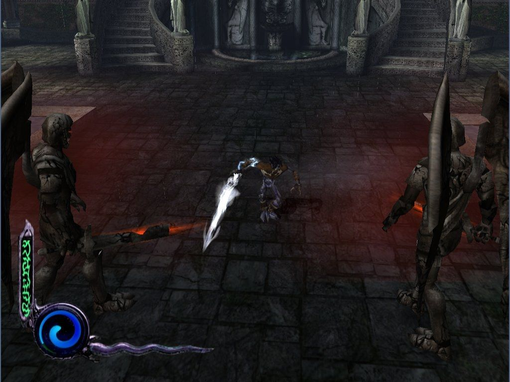 Legacy of Kain: Defiance Windows Step back, unholy statues! I have a pigeon and I know how to use it!