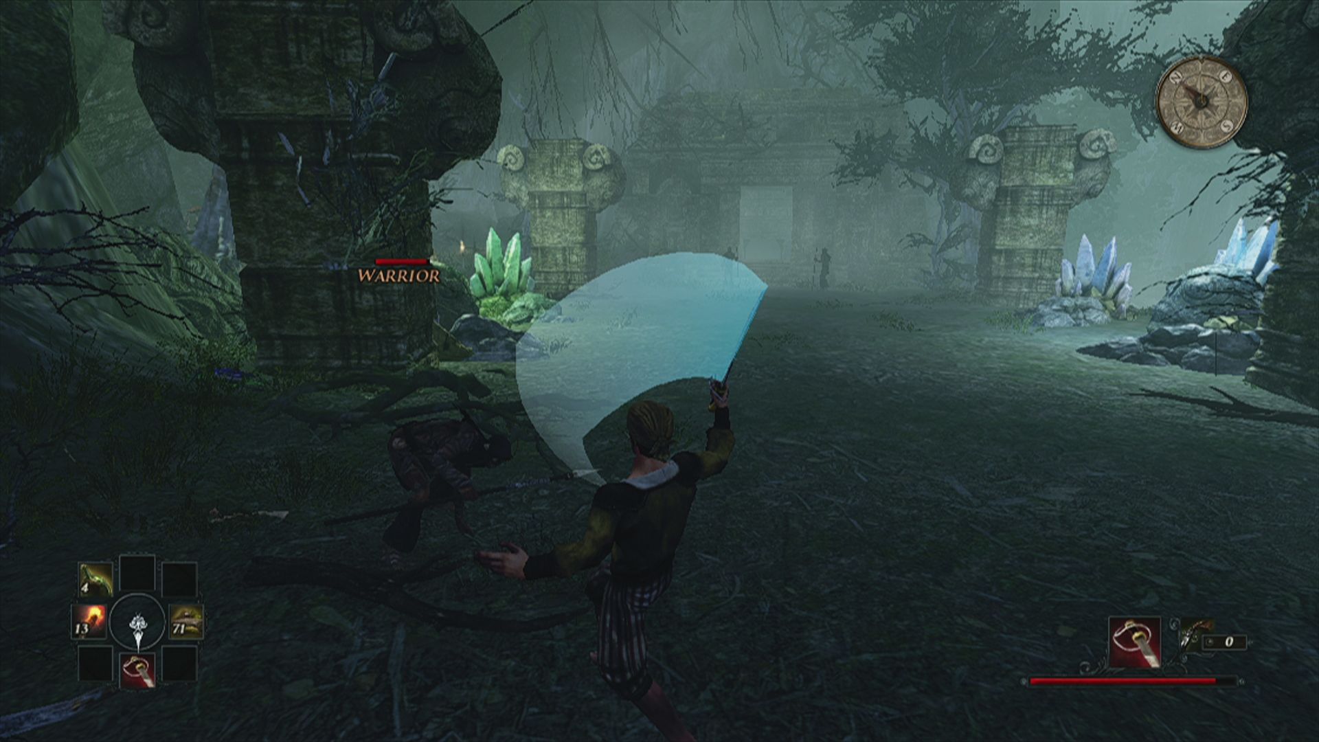 Risen 2: Dark Waters Xbox 360 Yeah well, they sometimes evade