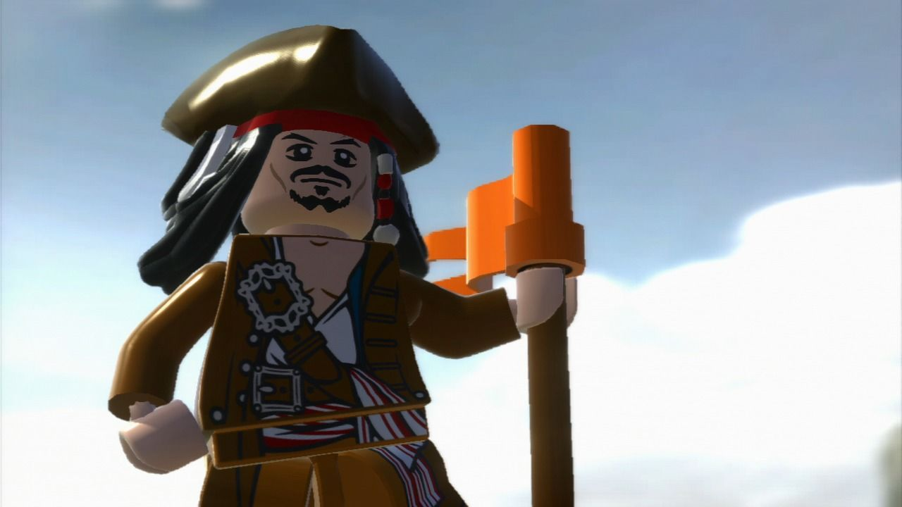 Lego pirates of the caribbean the video game playstation 3 the