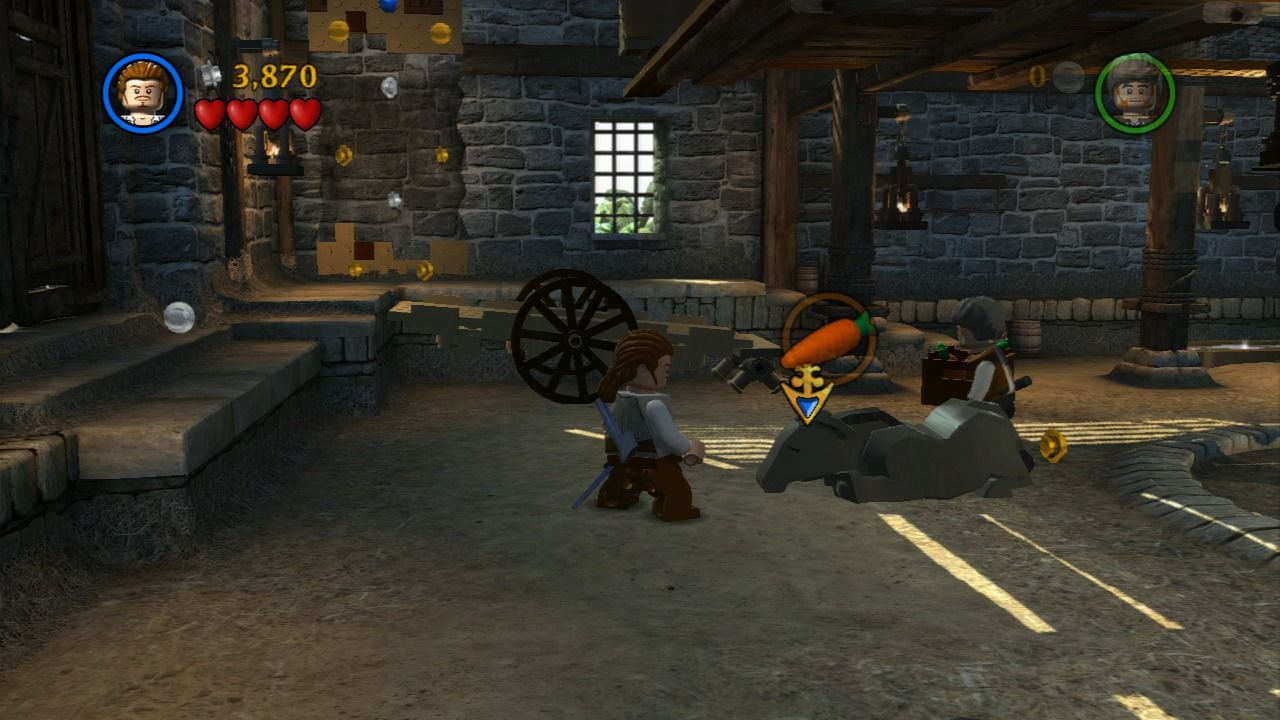New Lego Games For Ps3 : Lego pirates of the caribbean the video game screenshots for