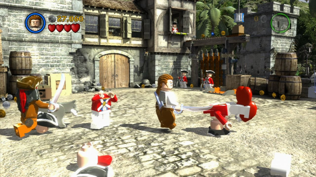 Lego Pirates Of The Caribbean The Video Game Screenshots