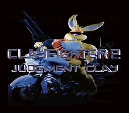 Clay Fighter 2: Judgement Clay SNES Intro