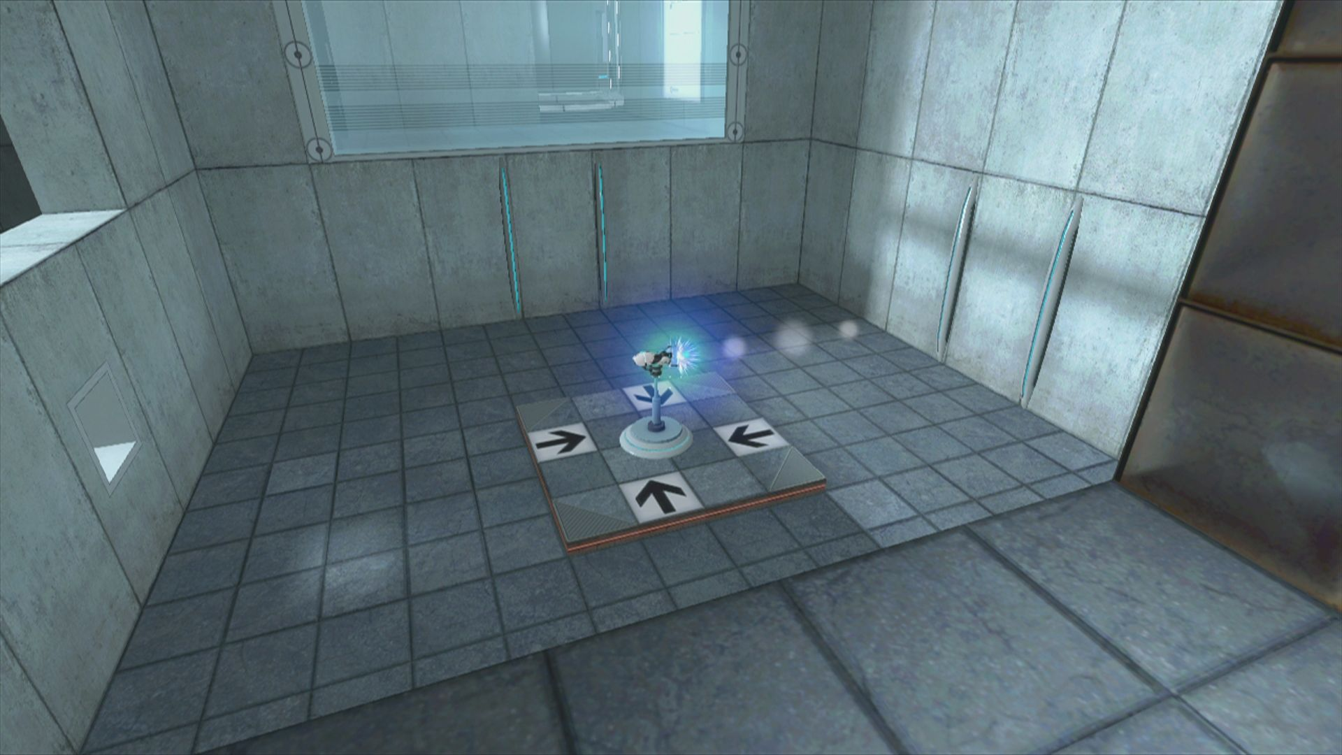 The Orange Box Xbox 360 <i>Portal</i>: this is it, the portal gun.