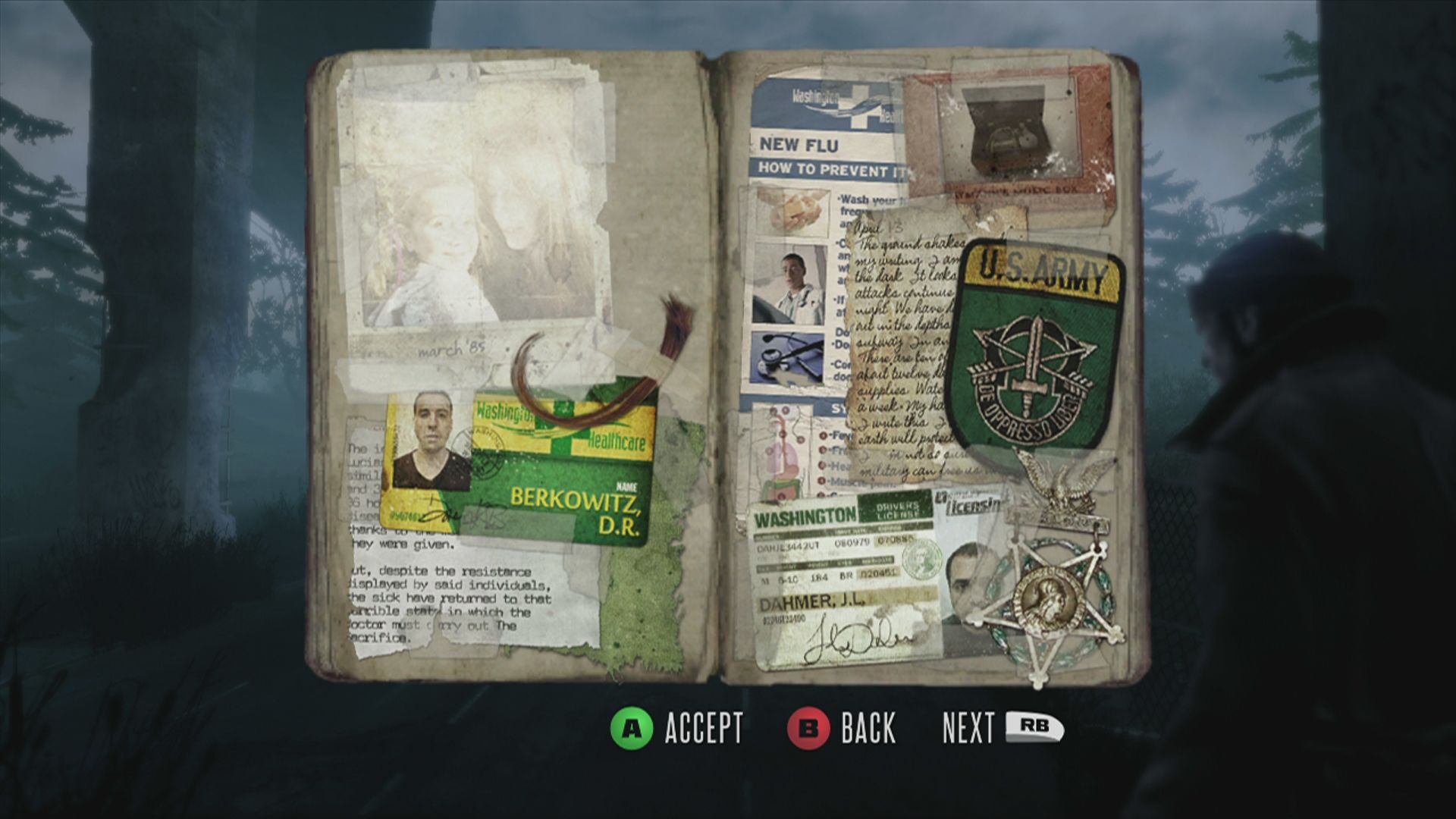 Deadlight Xbox 360 Some of the collectibles you can find