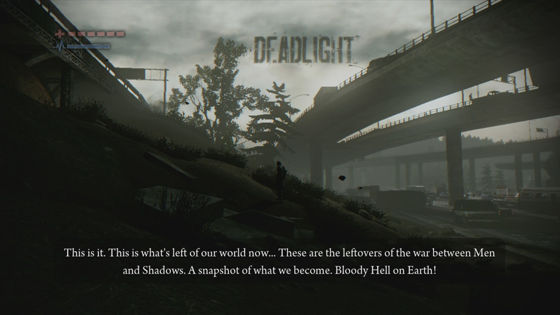 Deadlight Xbox 360 The way Hollywood does it ....