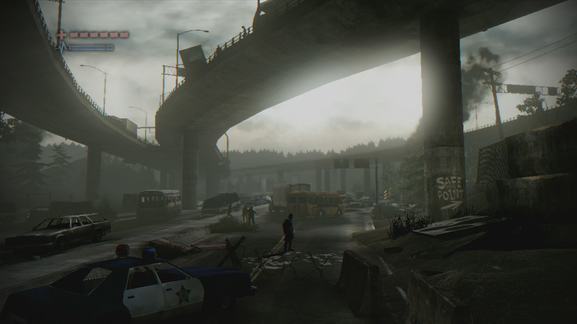 Deadlight Xbox 360 Your character always moves in 2D fashion, however enemies may surprise you from the third dimension