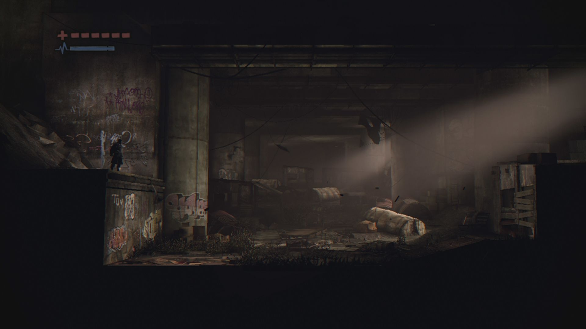 Deadlight Xbox 360 And a sewer ...