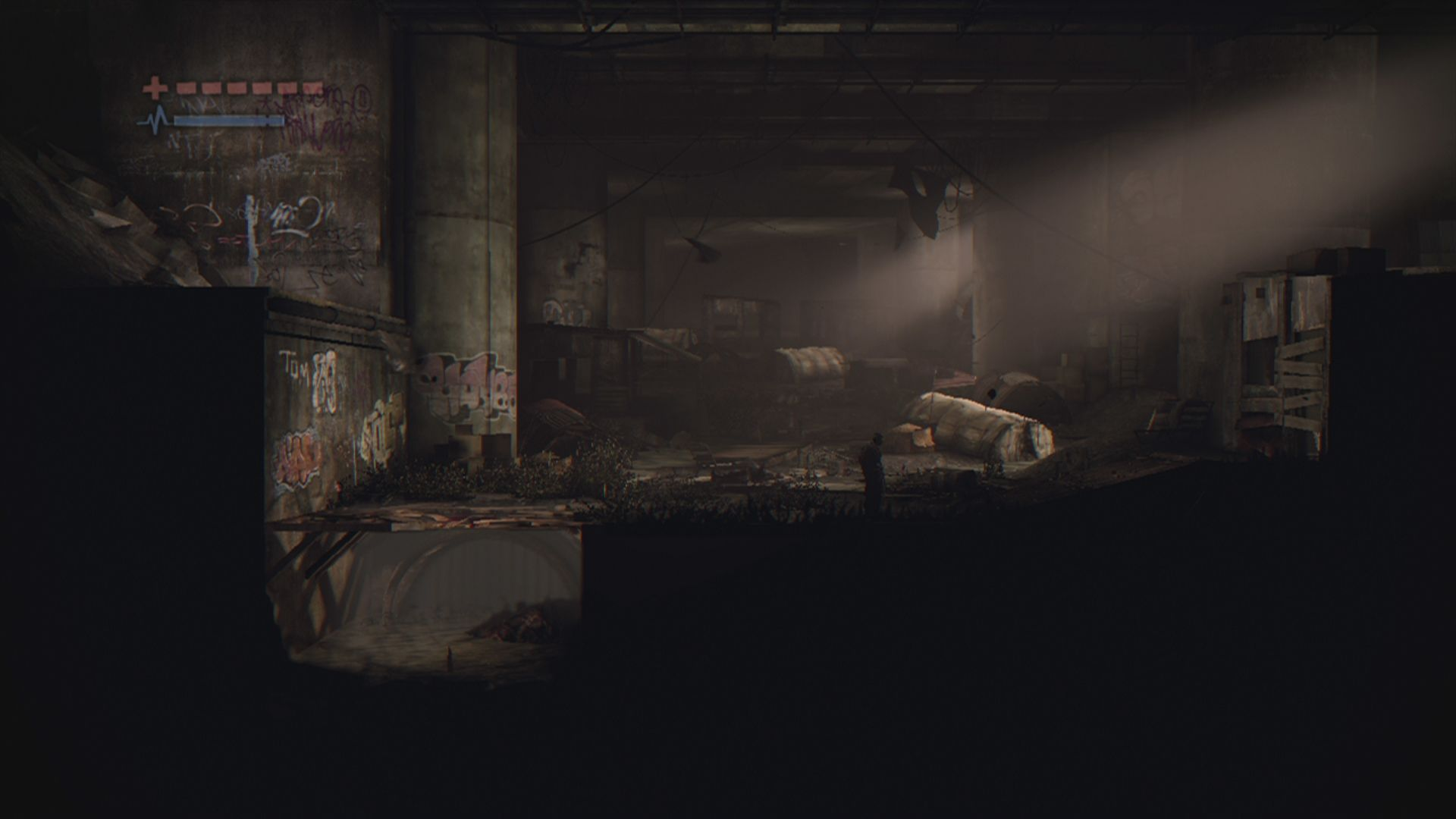 Deadlight Xbox 360 secret areas open up sometimes where you would not expect it