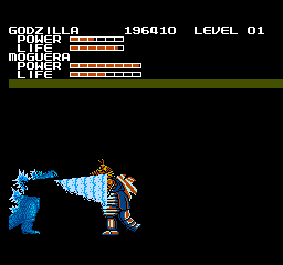 godzilla monster of monsters screenshots for nes mobygames