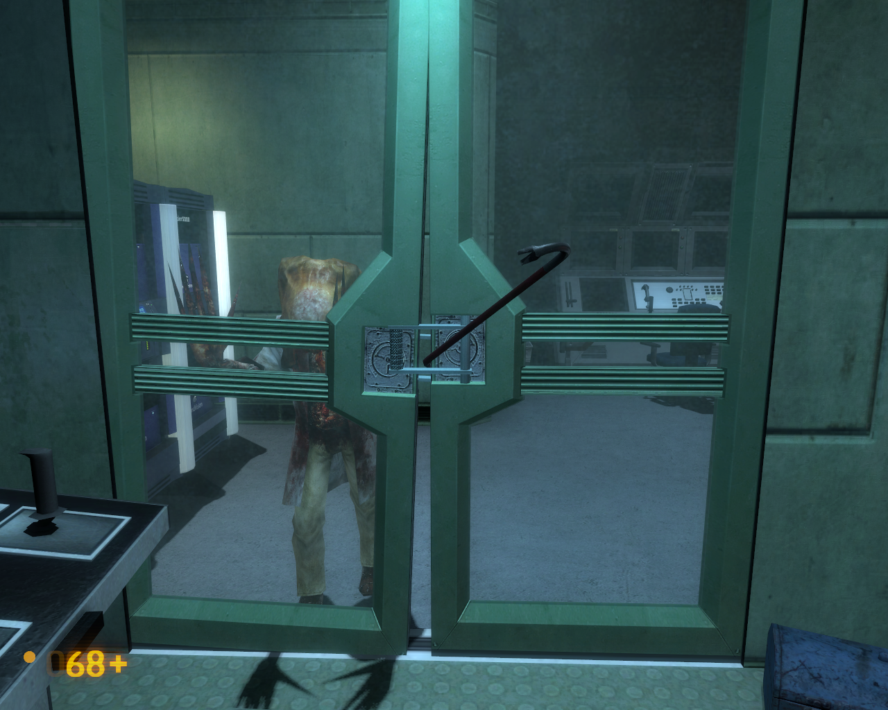 Black Mesa Windows Finally, a crowbar