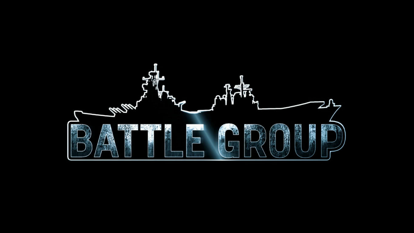 Battle Group Windows Title screen