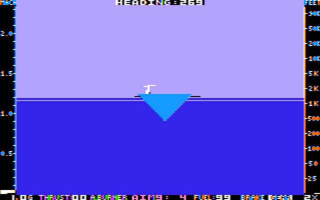 Jet DOS Carrier (CGA Composite Mode)