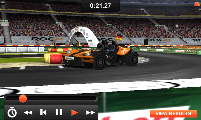 Race of Champions Android Replay