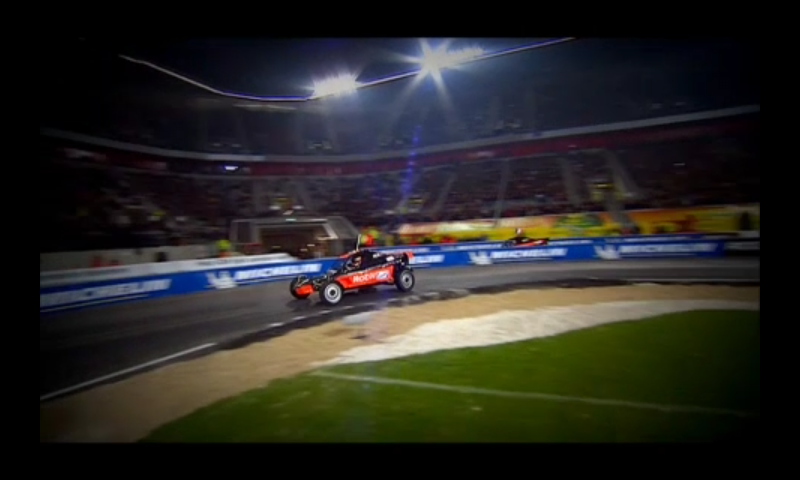 Race of Champions Android Intro