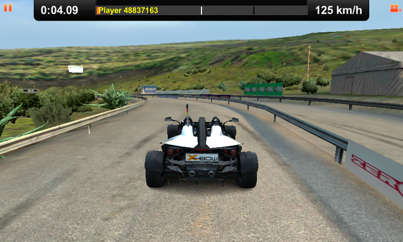 Race of Champions Android Racing on Gran Canaria