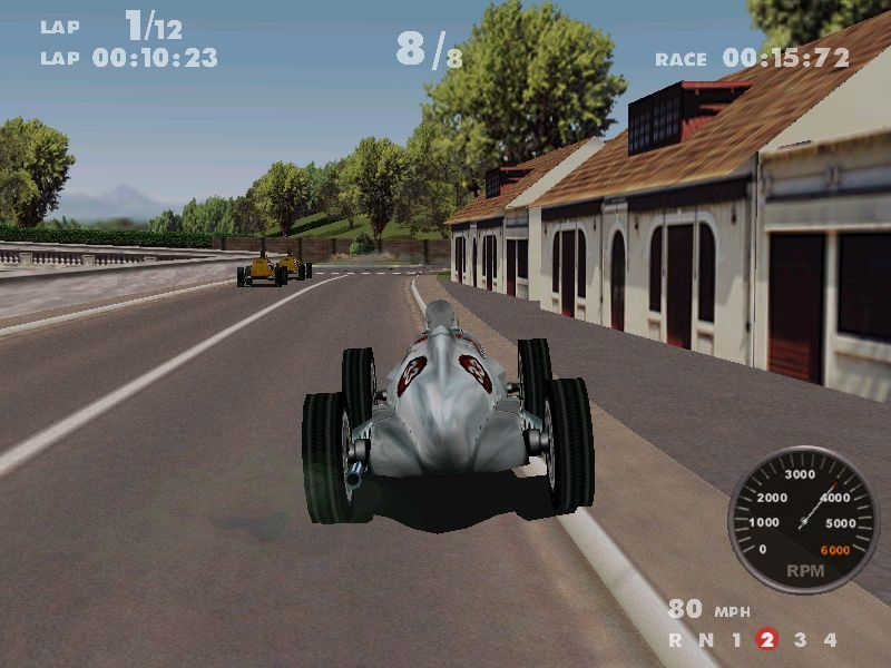 Spirit of Speed 1937 Windows This is an easy race around the French countryside
