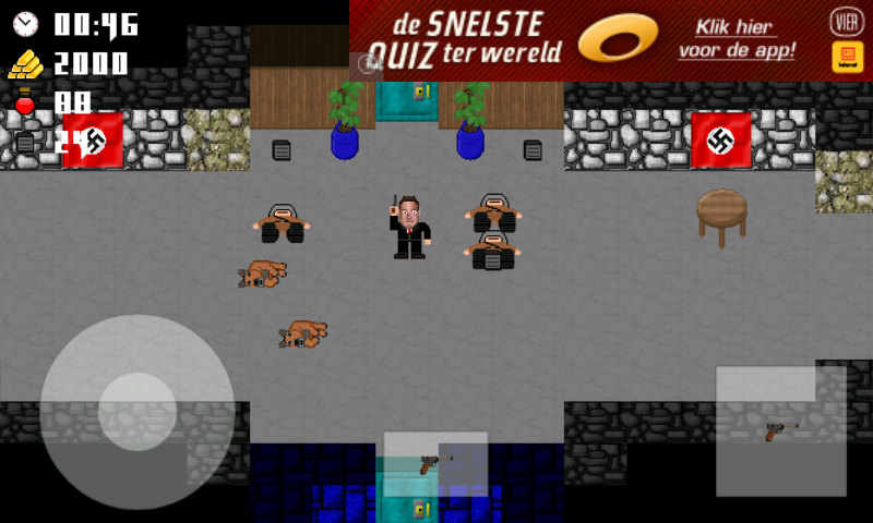 Vogelstein 2D Android The Android version is free but has localized in-game ads.