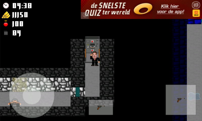 Vogelstein 2D Android End of the first level