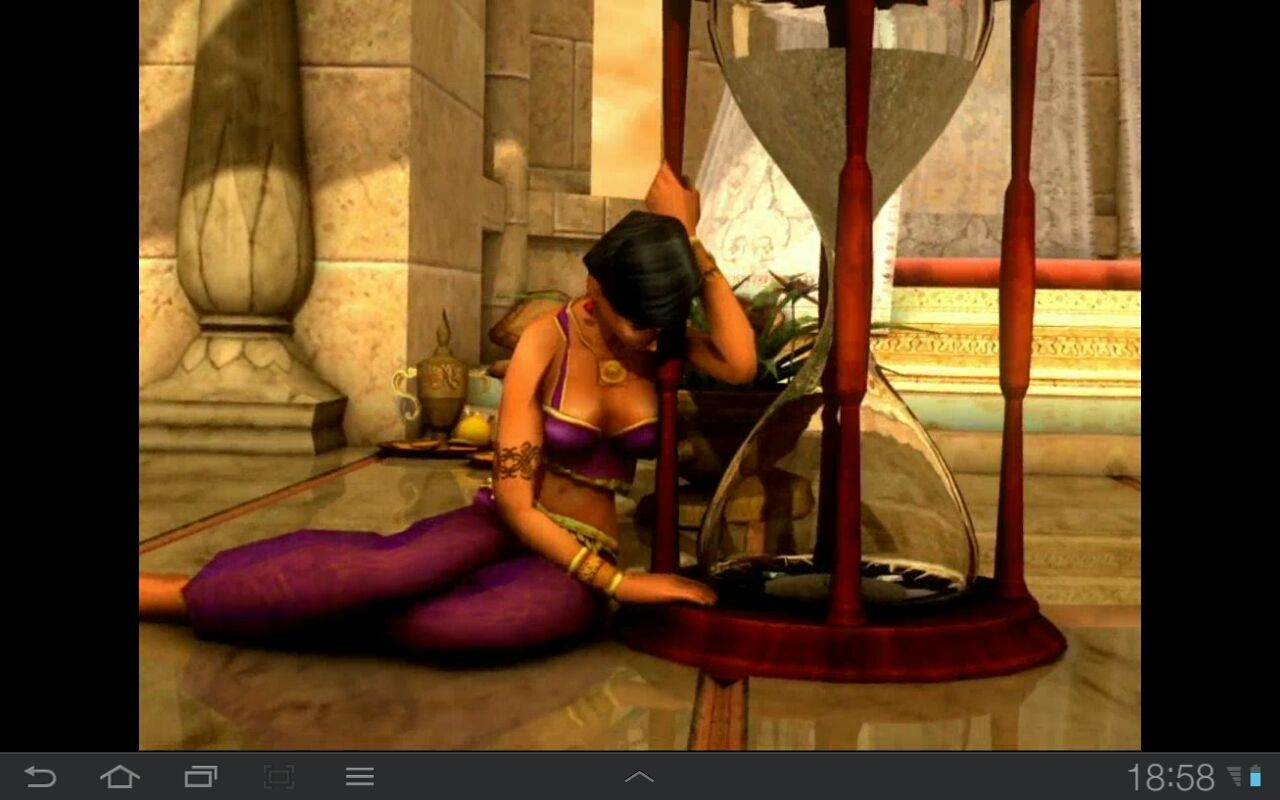 Prince of Persia Classic Android She has just 1 hour to decide