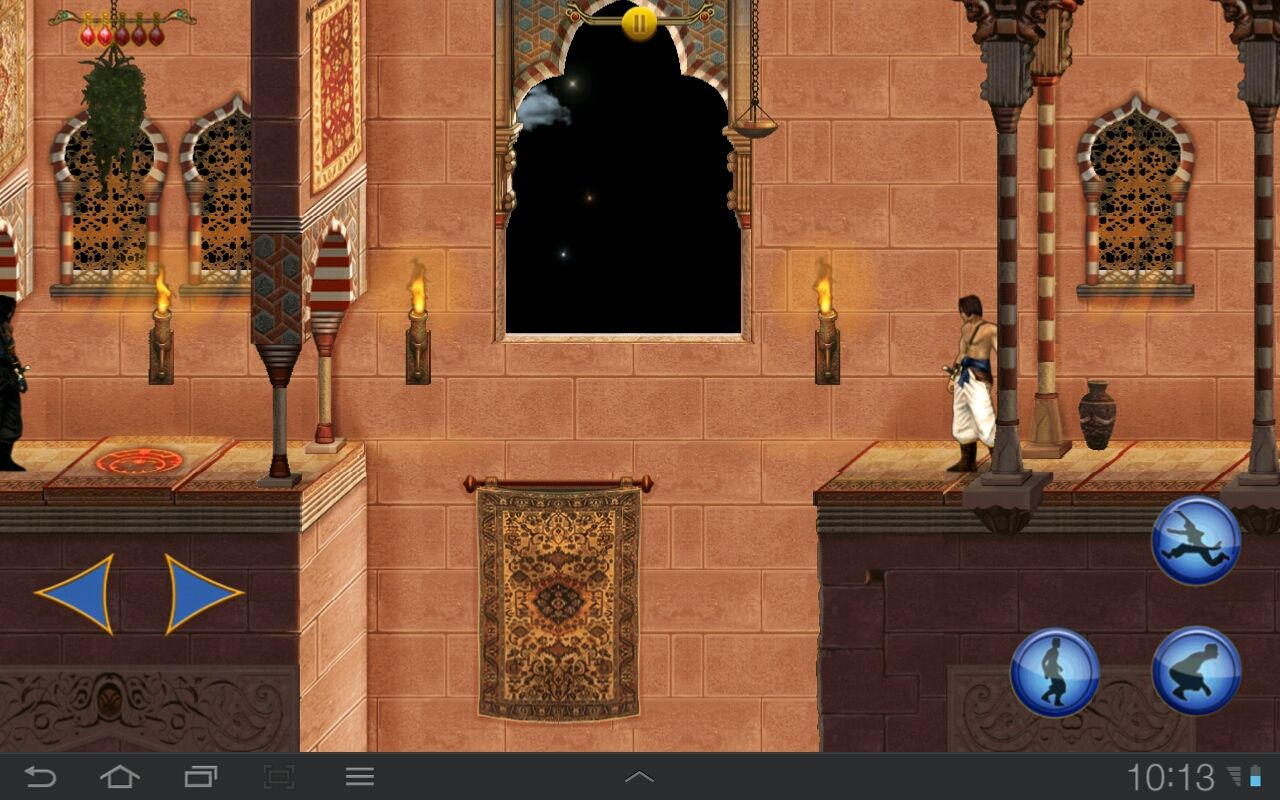 Prince of Persia Classic Android A truly epic scene for games history