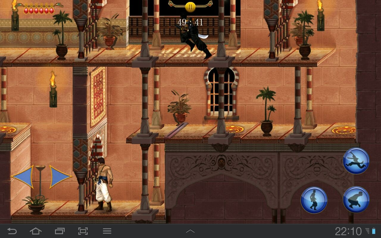 Prince of Persia Classic Android That bastard stole my potion!