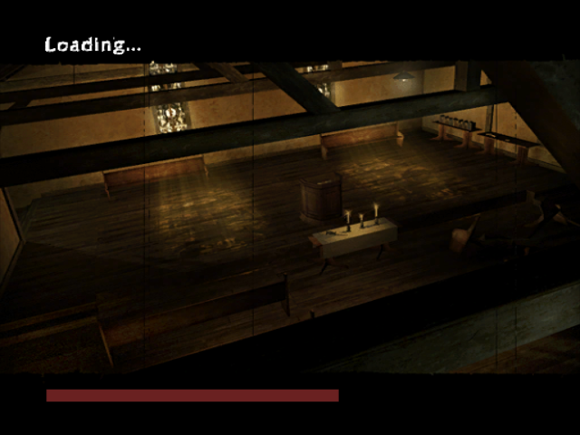 BloodRayne GameCube One of loading screens