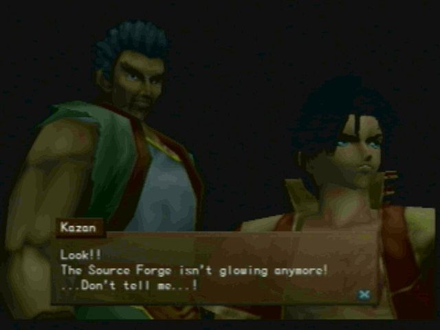 Legaia 2: Duel Saga PlayStation 2 Man I wish I was playing with Source Forge instead of this.