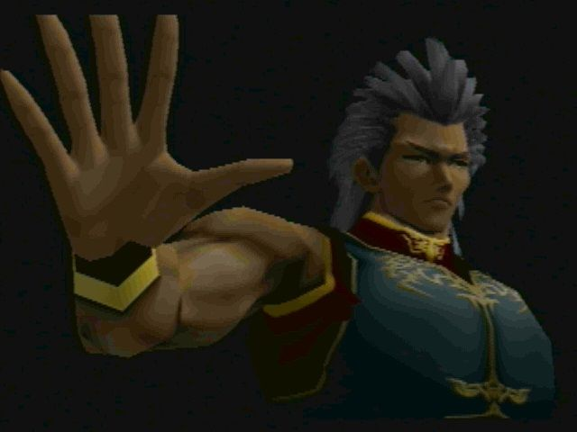 Legaia 2: Duel Saga PlayStation 2 Talk to da hand!!
