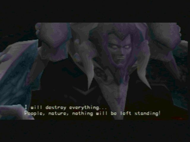 Legaia 2: Duel Saga PlayStation 2 Better than the actual ending.