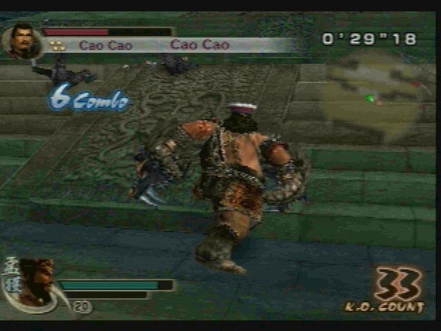 Dynasty Warriors 5: Xtreme Legends PlayStation 2 Meng Huo!