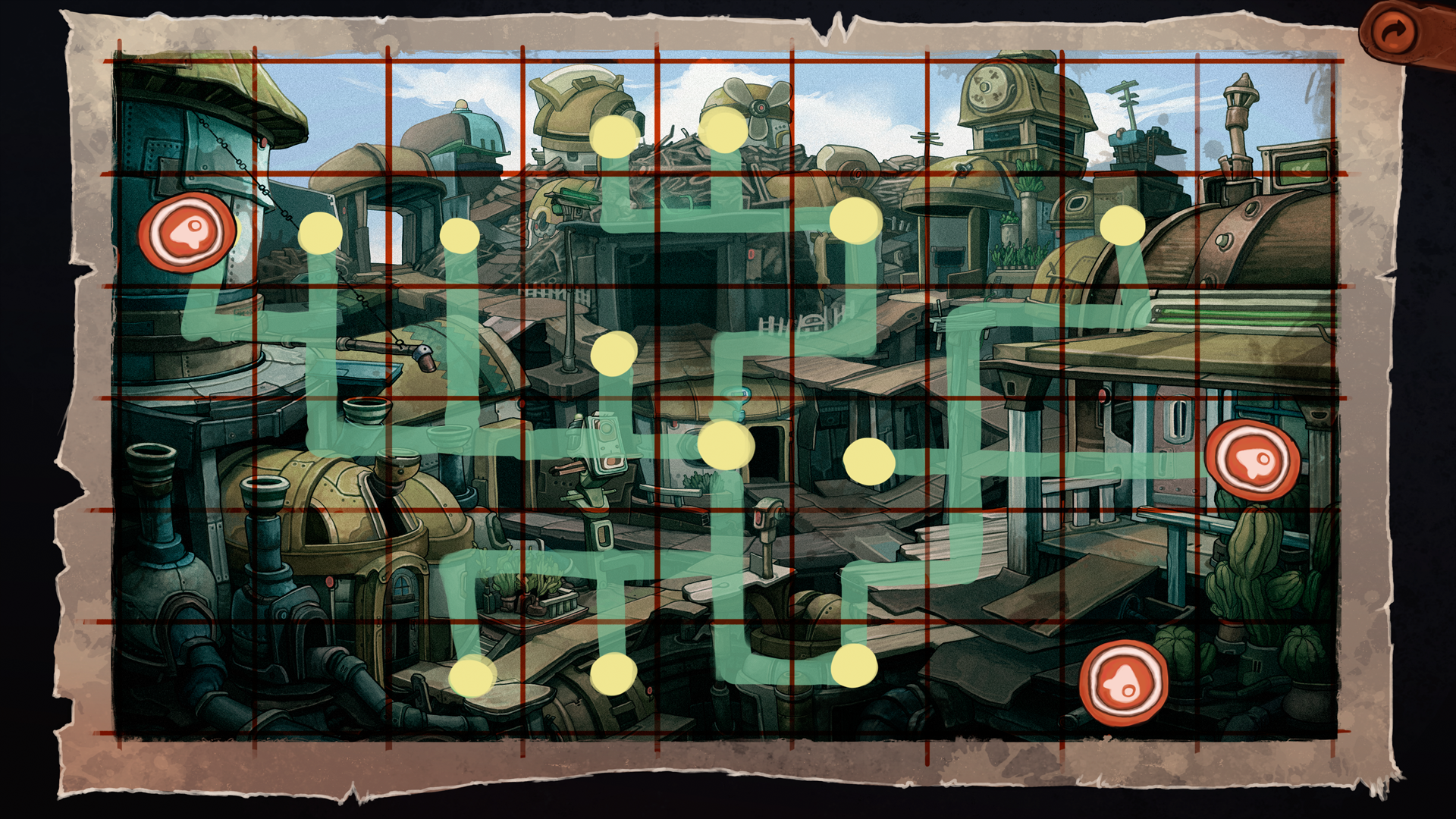 Deponia Windows Another puzzle